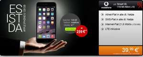 iPhone 6 128 Gb bei Handyflash