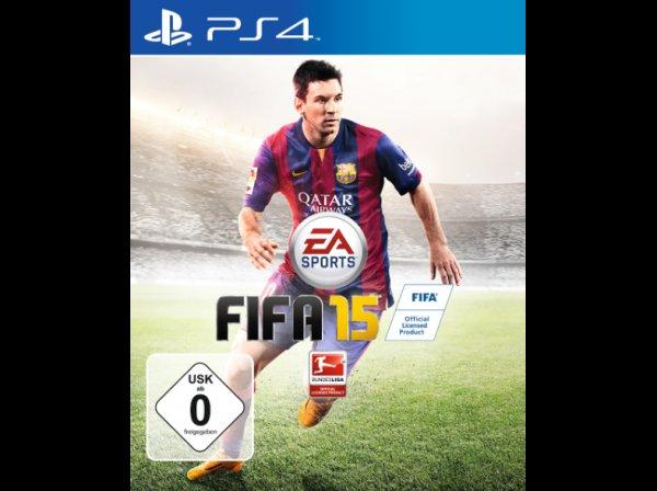 [lokal]  PS4 FIFA 15 für 49,99 bei Medimax Coesfeld