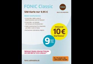 Saturn Leonberg(Stuttgart) Fonic Prepaid mit 10€ Startguthaben für PSN