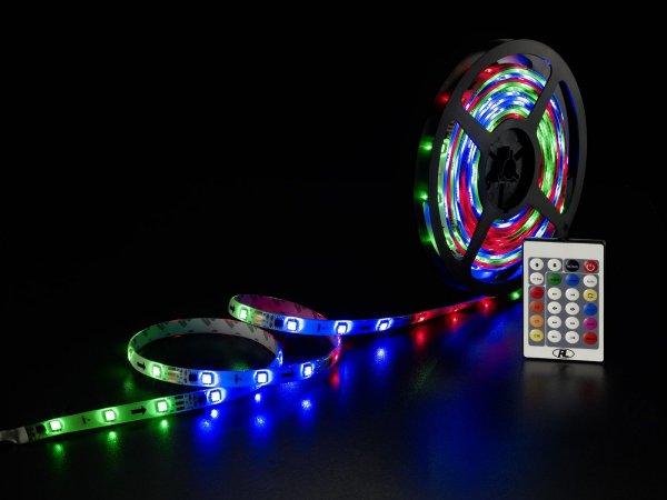 DIGITALER! RGB LED Stripe Kit - 5m inkl Controller - Lieferung aus Deutschland