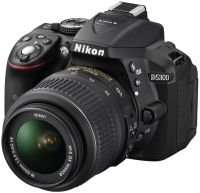 LOKAL: Nikon D5300  WiFi + GPS Kit 18-55 mm [Nikon VR II] in SATURN Bochum für 599€