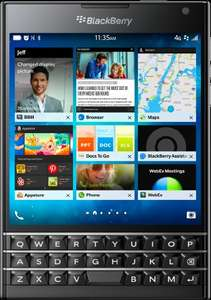 Blackberry Passport UK Version -20%: 539,12 EUR (Normal 657,50)