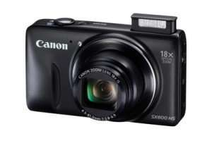 Canon SX600 HS schwarz + Canon Tasche DCC-2500