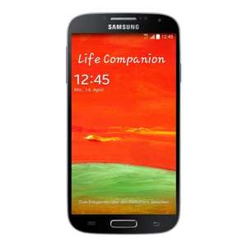 Samsung Galaxy S4 in schwarz oder weiß für 279€ @ eBay