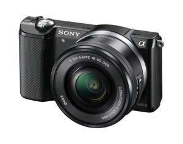 [ebay wow] Alpha 5000 - Schwarz - Digitalkamera + 16-50-mm-Objektiv inkl. Vsk für 349 €