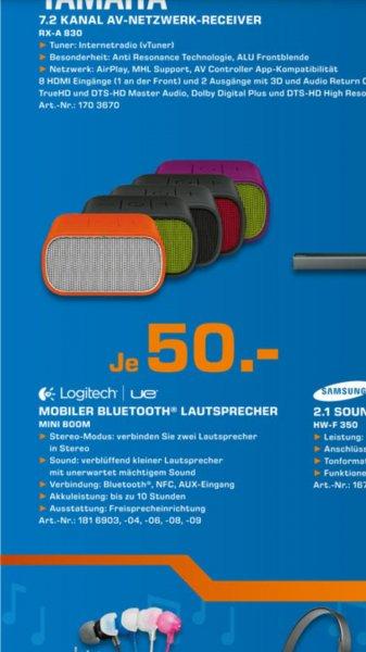 UE Mini Boom in allen Farben für 50€ [Berlin] idealo: 83