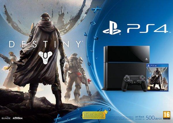 [ebay wow] PS4 inkl. Destiny für 369€