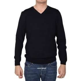 [Smart Casual Look] Hugo Boss v-Neck Sweater schwarz oder navy - Alle Größen