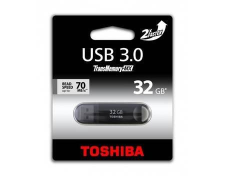 32GB Toshiba USB 3.0 Stick für 14,99€ @MP OHA