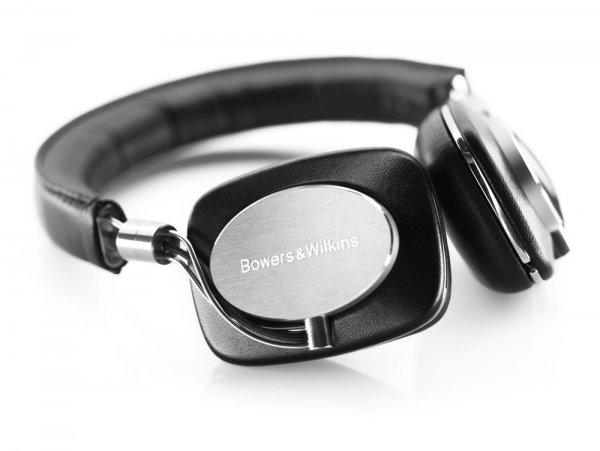 Bowers & Wilkins P5 mobiler Hi-Fi On-Ear-Kopfhörer