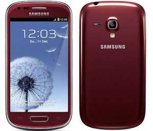 [MEDIA MARKT & SATURN] SAMSUNG Galaxy S3 mini rot GT-I8200N