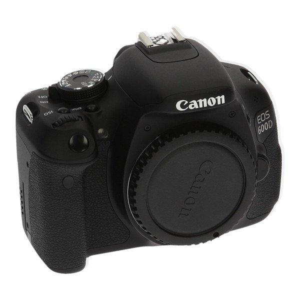 (Refurb) Canon 600d Body für 314,10Euro @ asgoodasnew (auch andere Modelle)