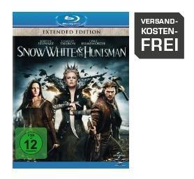 Snow White & the Huntsman (Extended Edition) Blu-ray für 5,99€ inkl. Versand @Saturn.de