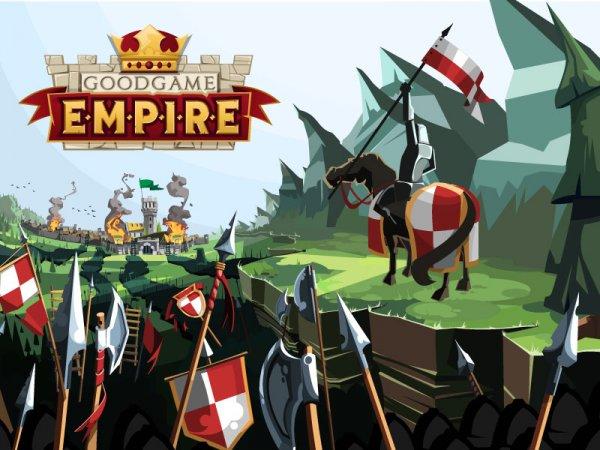 5% Bonus auf Rubine bei Goodgame Empire, Big Farm und Shadow Kings