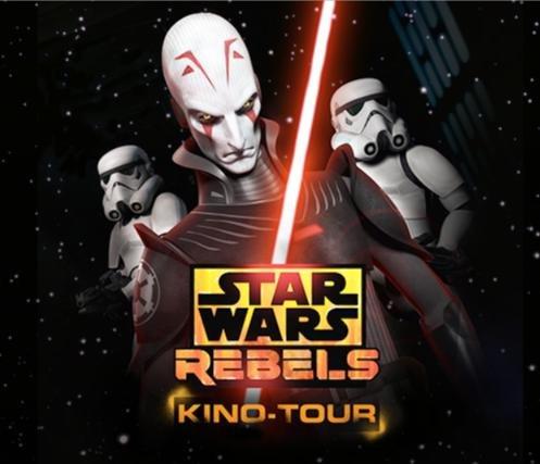 *UP(TO)DATE* 9 STÄDTE - KOSTENLOS INS KINO! Disneys Star Wars Rebels *Registrierung notwendig*