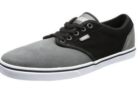 Vans: Leder Herren Sneaker ab 15,29€