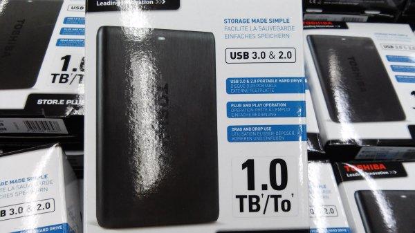 Toshiba 1.0 TB 2.5 Zoll Festplatte