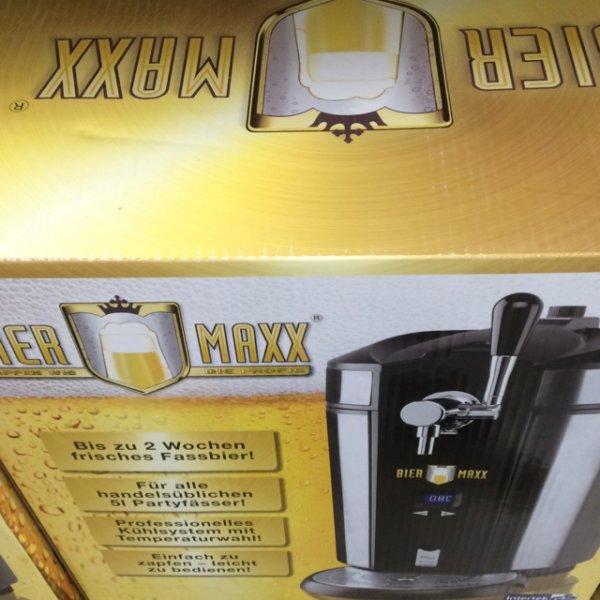 [Real Raunheim] biermaxx Zapfanlage