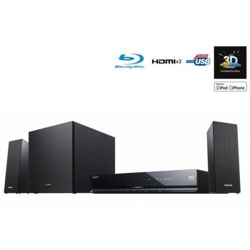 Total [Lokal / Bielefeld ?] Sony Heimkino-System BDV-EF 200 + 6 Blue Rays für 249 Euro