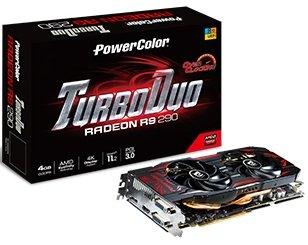 Powercolor Radeon R9 290 TurboDuo OC 4096MB GDDR5