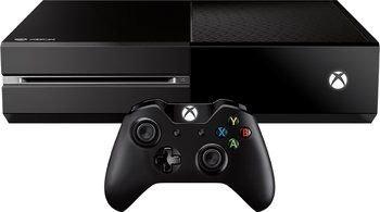 Microsoft XBOX One schwarz inkl. Controller (ohne Kinect) für 349 € @getgoods.de
