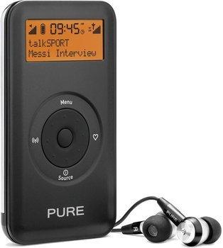[meinpaket] PURE Move 2500 mini DAB/DAB+/UKW Radio, 82,79€, idealo 98,51€