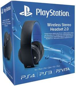 [amazon.de] PlayStation 4 Wireless Stereo Headset 2.0
