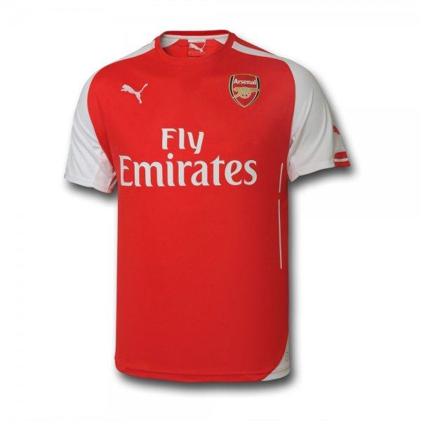 Puma FC ARSENAL LONDON TRIKOT Heim Home Erwachsene Kinder Premier League Fan, ab 25,00 € im Junco Shop auf ebay