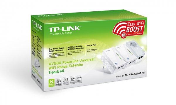 TP-LINK TL-WPA4226T KIT - Powerline WLAN Adapter bei cyberport ebay Shop [Idealo: 109 EUR - 20% Ersparnis]