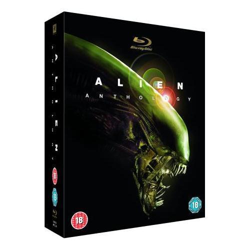 Alien Anthology Box (6 Blu-rays) für 22,49€ inkl. Versand