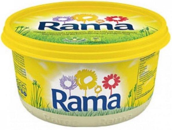 6 Packungen Rama 500g Becher für 3,70 € (rechnerisch jewiels 0,62 €)