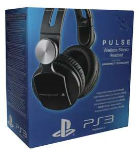 SONY Pulse Wireless Stereo-Headset Elite-Edition 99,00€ @ Amazon
