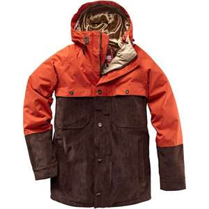 [alle Größen] Burton - Squire Jacket Men grizzly merkin