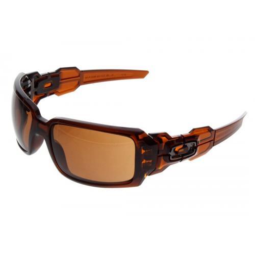Oakley OIL DRUM (polished rootbeer/ dark bronze lens) -Limited Edition *Eyewearoutlet.co.uk)