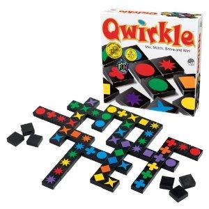 Qwirkle (Spiel des Jahres 2011) (englisch)