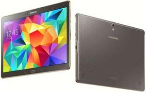 Samsung Galaxy Tab S 10.5 16GB LTE Bronze für 403,95€ @smartkauf