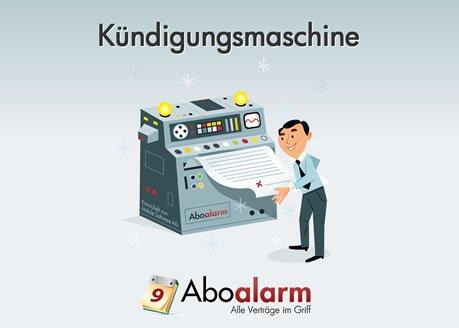 Aboalarm.de - Gratis Fax