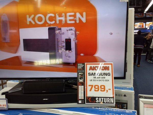 [Amazon.de] Samsung UE55H6470SSXZG 55ZOLL TV