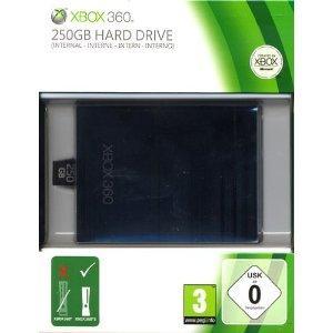 Xbox 360 250 GB Festplatte für Slim Konsolen für 49,95€ inkl.Versand