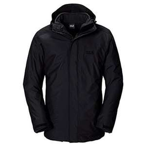 Amazon.de: Jack Wolfskin 3in1-Herrenjacke Iceland Black XXXL