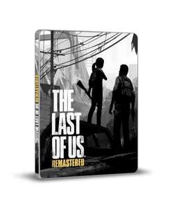 PS4 The Last of us Remastered STEELBOOK Edition