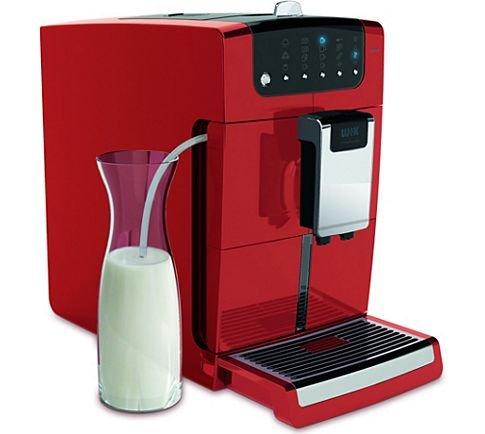 WIK Kaffeevollautomat CAM 58 rot mit Rabattcode  275,08