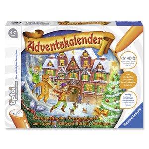 real,- (online/offline): Adventskalender Playmobil Reiterhof oder Ravensburger tiptoi je nur 13,00 Euro