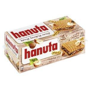 Kaufland (z.B. Hannover): Hanuta 10 Stück-Packung / Pringles Chips Dose je nur 1,11 Euro