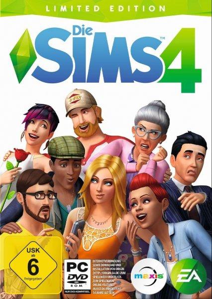 Sims 4 Limited Edition 33 Euro - nur SA und MO im SATURN Köln Hohestraße