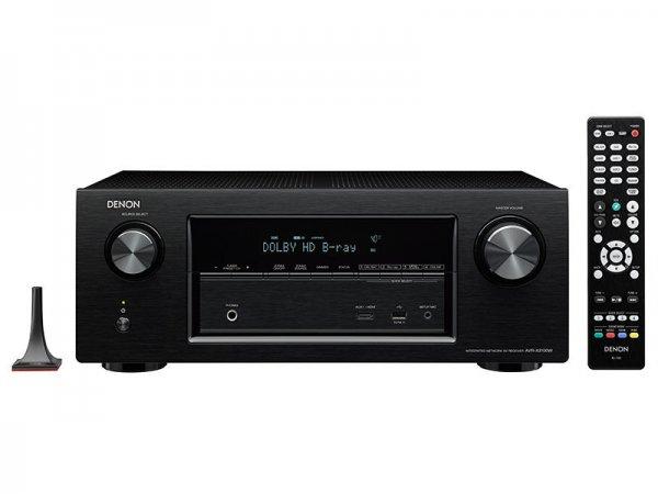 Denon AVR-X 2100, 7.2-Kanal-Netzwerk-Receiver, DLNA, Airplay, Bluetooth @ ebay - Saturnshop