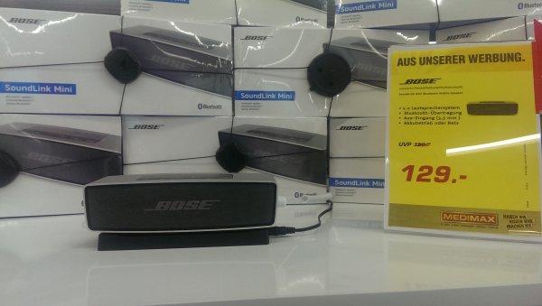 [Medimax Oranienburg] Bose Soundlink Mini 129€