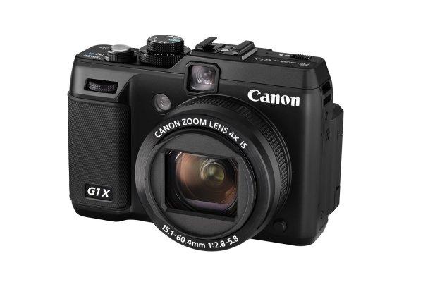 Saturn München: Canon Powershot G1X (erstes Modell) für 379 Euro