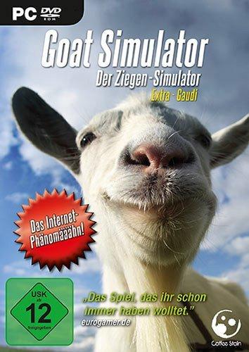 Goat Simulator bei Steam für 5,99€ / Idealo ab 11,49€