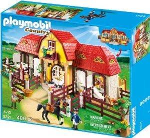 @Galeria Kaufhof Sonntagsangebote am 28.09. - z.B. Playmobil Großer Reiterhof für 66€ (VGL: 83€)